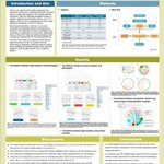 Image for the Tweet beginning: My poster for #ARUKconf20 with