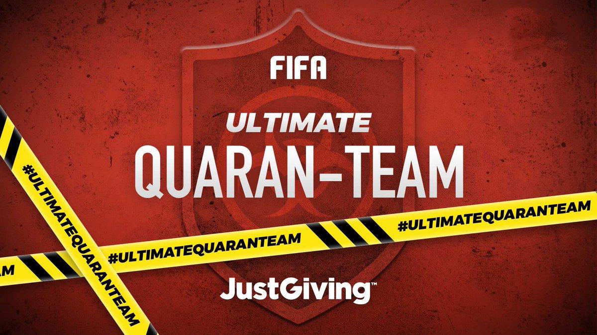 Ultimate Quaran-Team 2020