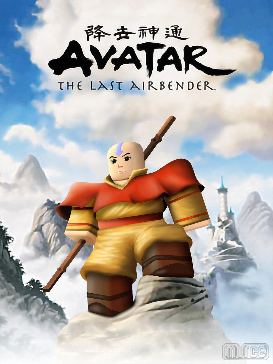 Murce On Twitter Gfx Of The Avatar The Last Airbender I