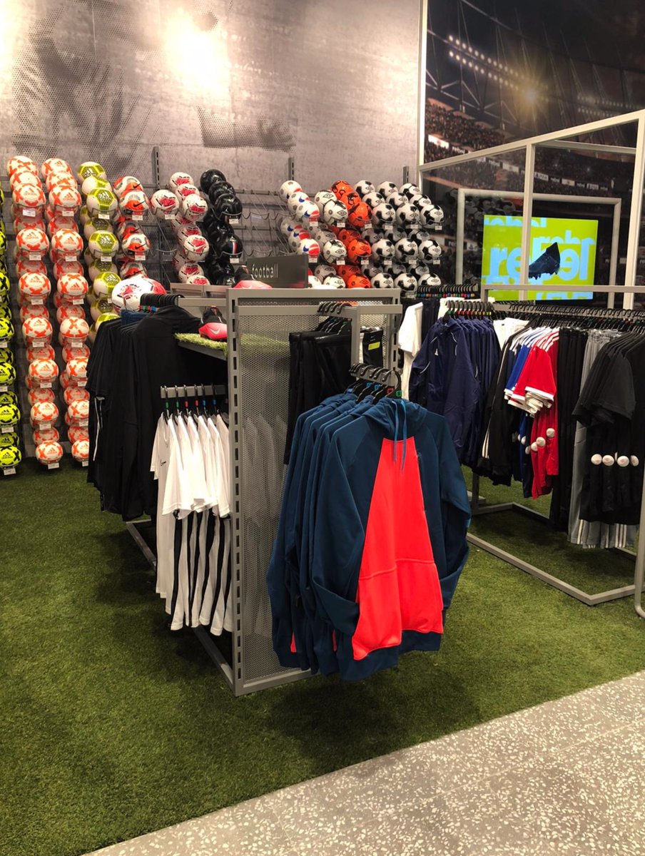 Watt International On Twitter Big Congratulations To Our Client Here S Our Latest Transformation Of Rebel A Major Australian Sports Apparel And Hard Goods Retailer In Partnership With Nike This Rebelsport Flagship Experience