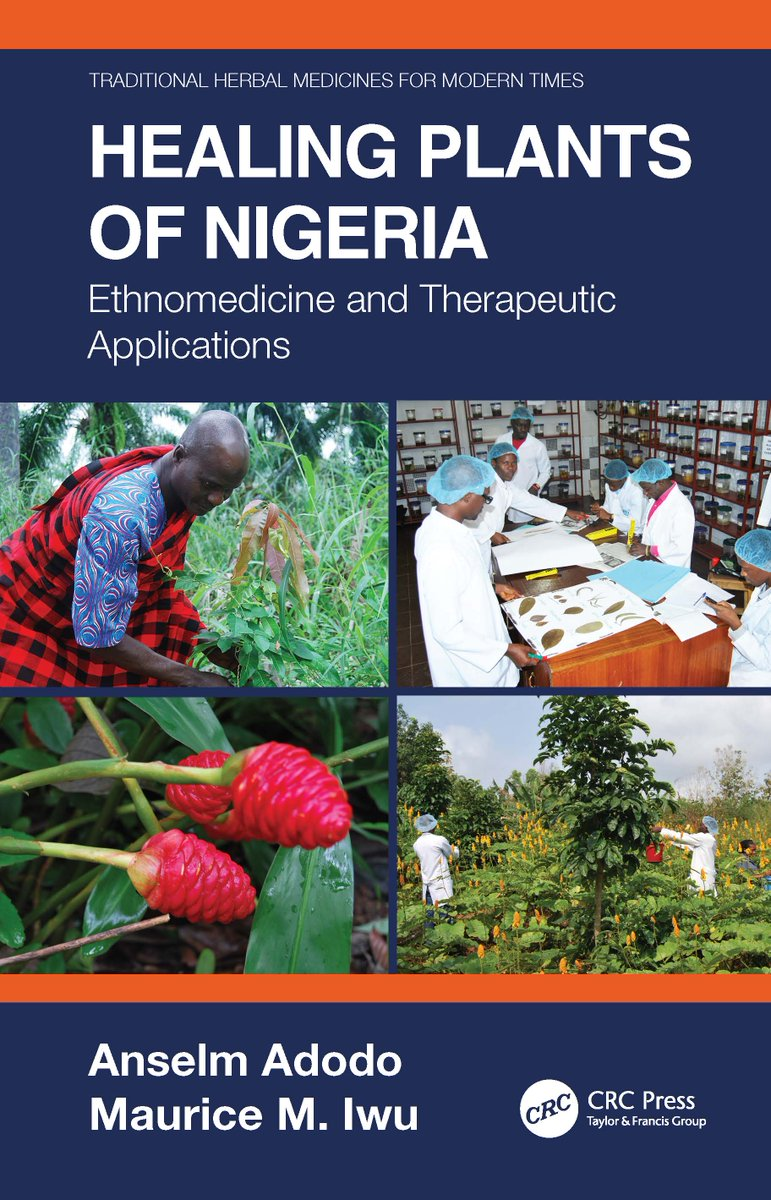 We have produced one of the most comprehensive and up-to-date scientific data on west Africa's medicinal plants and flora. We also documented the history of their uses in ethnomedicine and their pharmacological therapeutic applications.  https://t.co/85kjxJh6jS https://t.co/n26DeDap8M