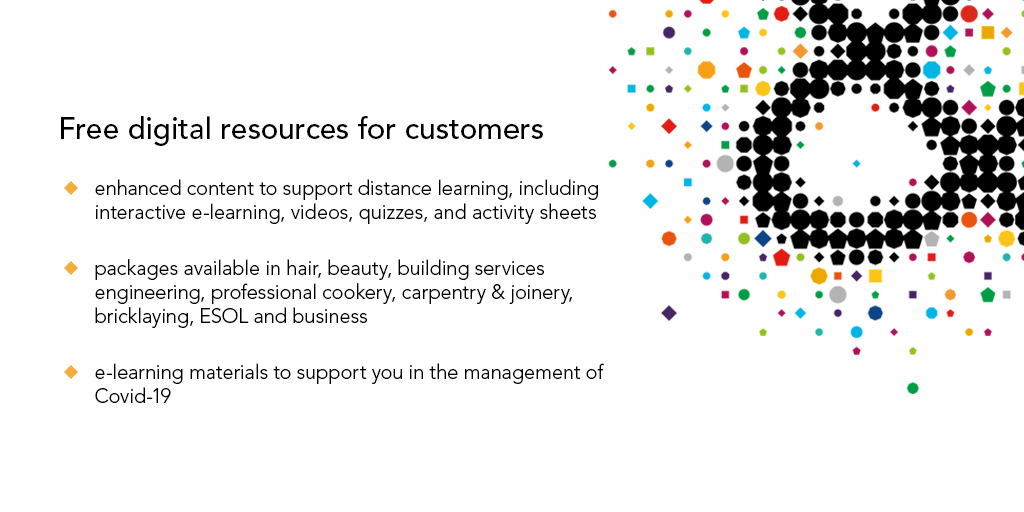 To support our customers during these difficult times, we've made some of our most popular SmartScreen packages available to access free of charge for a limited time. Find out more: cityandguilds.com/covid-19/emerg…