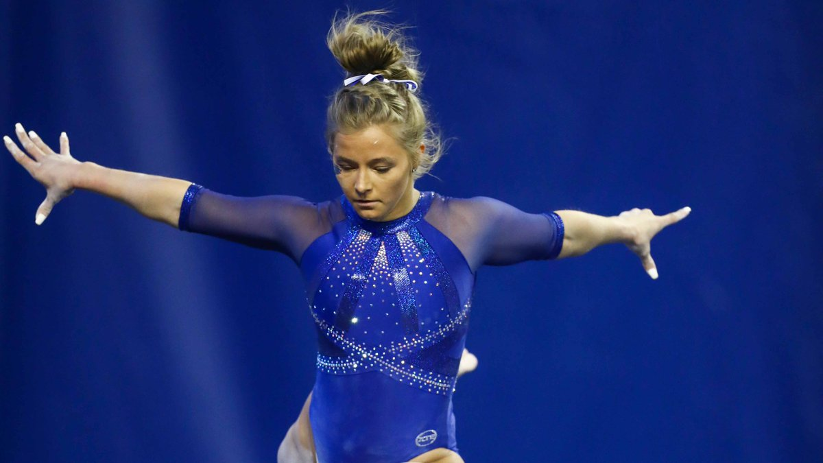16 SEC gymnasts earn @wcgagym All-America honors Details » bit.ly/2xlLUDs