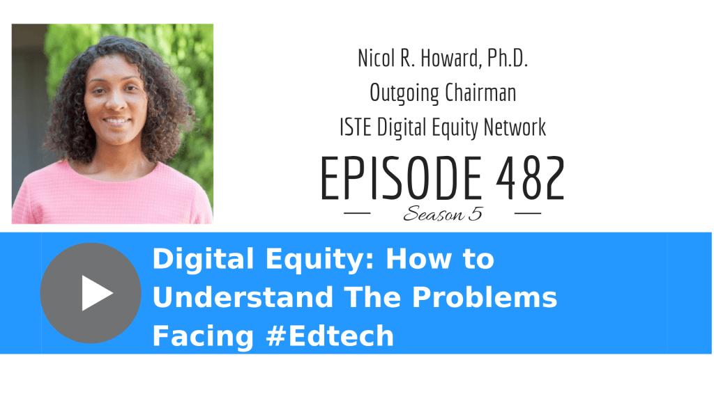 Digital Equity: How to Understand The Problems Facing #Edtech cctea.ch/2UQFHFN