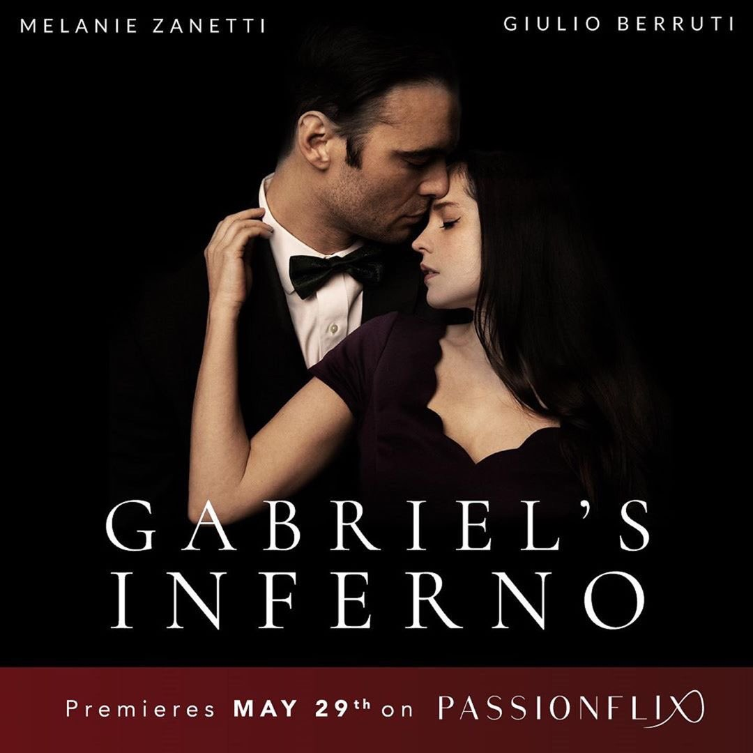 Are you ready?  #GabrielsInfernoMovie . . I'm ready  .  #passionflix #passioniscoming #passionflixoriginal #booktofilm #sylvainreynard #toscamusk #giulioberruti #melaniezanetti #bookstagram #romancebookstagram #romancenovel #comingsoon pic.twitter.com/hEBBkpE6ak