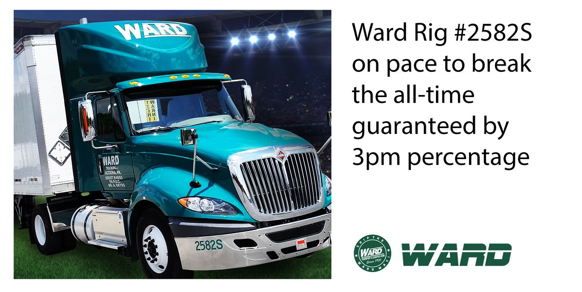 Check out our Ward Assured Guaranteed Delivery options at https://t.co/2X4wKDycdi or call 800.458.3625 #wemisssportstoo https://t.co/vhTcqKk4HJ