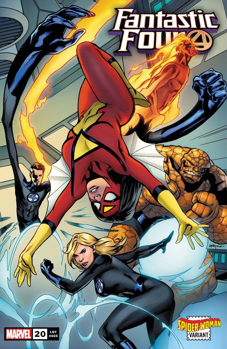 #Review: Fantastic Four #20 @DanSlott #PacoMedina & more... @Marvel @Bracey452 #SCORE: 4/5 #comics http://ow.ly/9olr30qskeFpic.twitter.com/wv0OKQOPcJ