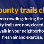 Image for the Tweet beginning: #ICYMI: -All LA County multi-use trails