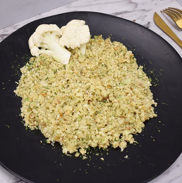 niKETO cilantro, lime cauliflower rice makes the perfect side with any niKETO dish!  Order your niKETO meal on @postmates @ubereats @doordash @grubhub @chownow #niketo #keto #cauliflower #cauliflowerrice #ketomeals #ketoaf #ketolife #ketoapproved #ketofriendlypic.twitter.com/RjIMBP61IT