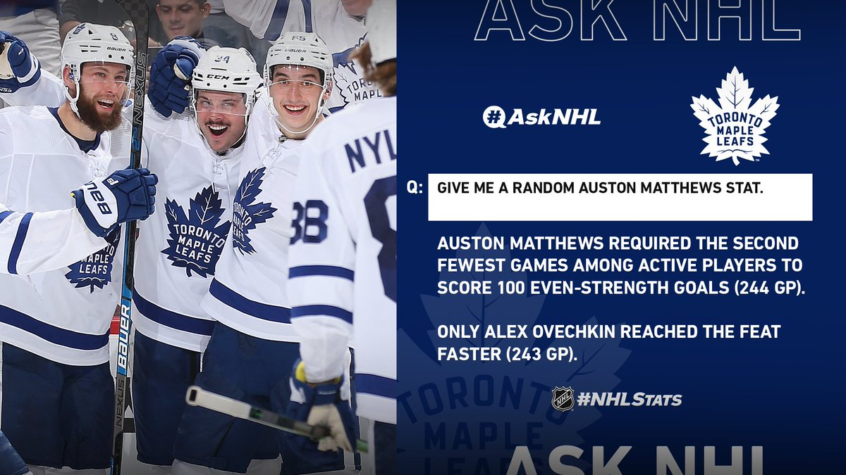 Ask and you shall receive. #AskNHL #NHLStats twitter.com/Gabrel_10/stat…