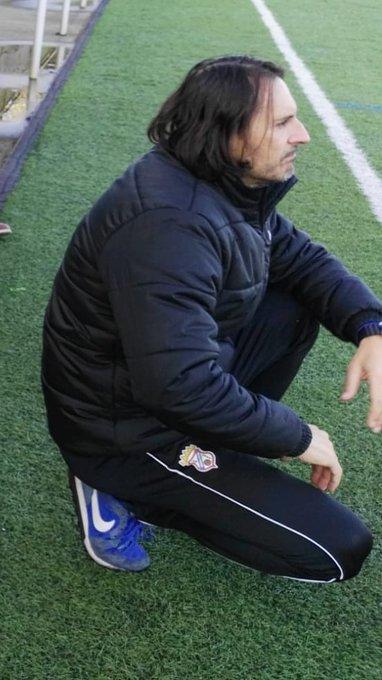 ADR Numancia de Ares. Entrevista a Juan Alberto, entrenador de juveniles.
