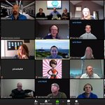 Image for the Tweet beginning: Virtual Partner Meeting 2020 is