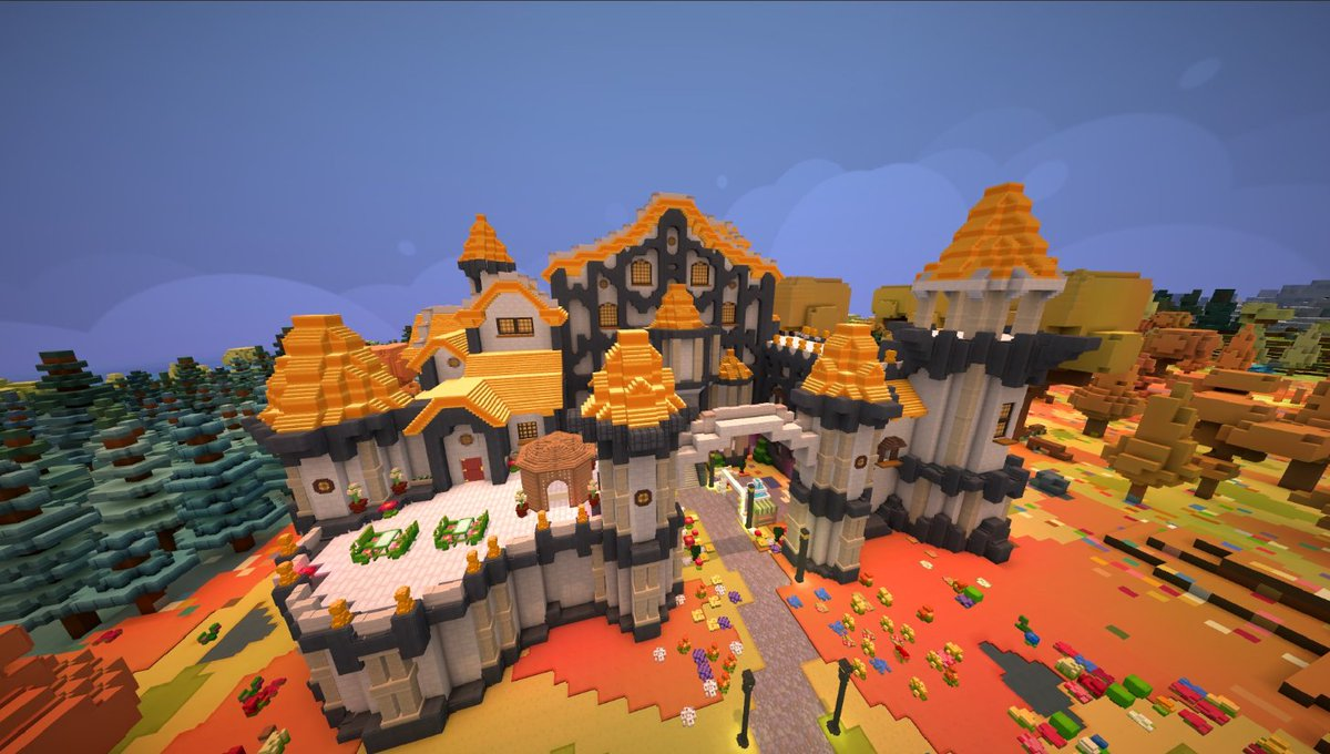 Beautiful builds by Trip on the Staxel Discord 🏡 https://t.co/s8w98PEw4X https://t.co/X4Qc8C0ZLc