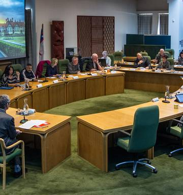 Mōrena koutou,  Please note this morning's Council meeting will be available to view online later on today.   You can view the agenda at: https://t.co/b0srdsyGAy https://t.co/qDTowDLidg