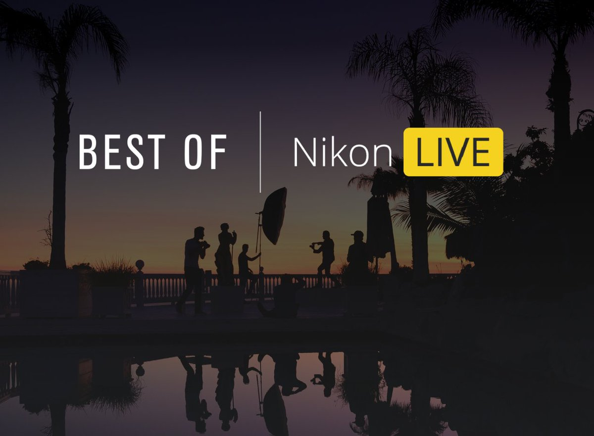 Really excited for this. @NikonUSA has put together an amazing program of the best keynotes from the Nikon Theater, including so many talented friends & inspiring photographers.   Stream airs tomorrow 10AM EDT.  https://bit.ly/2QKhUrE #NikonAmbassador #NikonZ #NIKKORZpic.twitter.com/R6URH4Oxn9