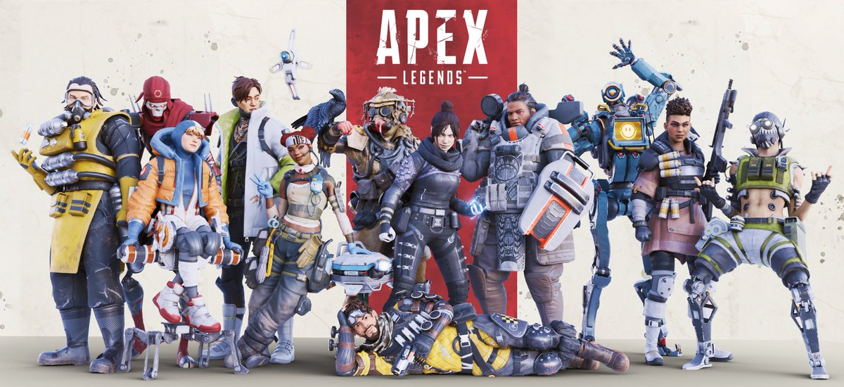 Roman On Twitter I Remade A Apex Legends Wallpaper Using The