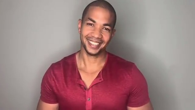 .@AlanoMiller has a special message for all of the #CherishTheDay viewers ❤️