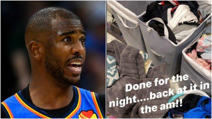 炫富!保羅:這輩子頭一次洗穿過的衣服,以前都是穿了就扔,不喜勿噴!-Haters-黑特籃球NBA新聞影音圖片分享社區