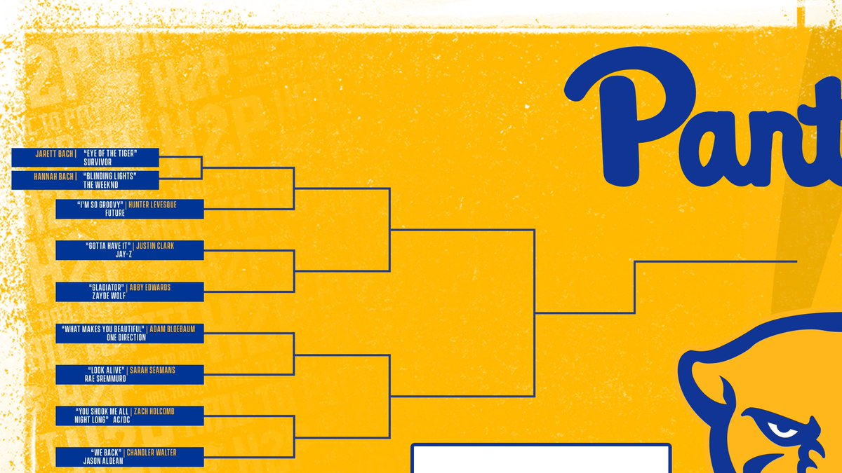 Who Yinz Got!? 🎶   For the next couple of weeks, you will decide who advances ✔️ Each player and their walk up song will go head to head until only one is crowned champion 🏆   Follow along each day to vote. It all begins tomorrow ⚾️🥎  #H2P | #WhoYinzGot