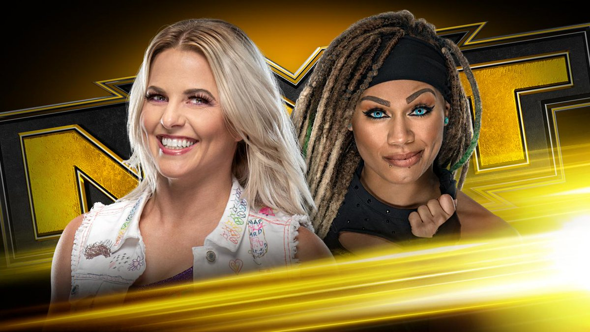 WWE NXT Qualifying Matches To Air Tomorrow - Candice LeRae Vs. Kayden Carter And Xia Li Vs. Aliyah