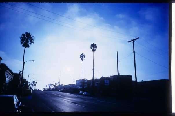 """It's too good to be true, I ain't got nothing to do"" Venice, California.circa 2011 Kodak point n shoot. Kodak Ektachrome 64T tungsten.  #venice #california #dogtown #westcoast https://ift.tt/33JDwK5pic.twitter.com/dNNSAZWuIW"