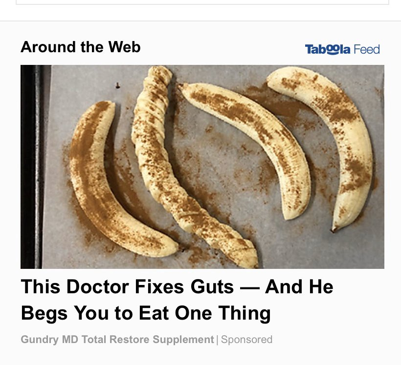 """Christian Alsis on Twitter: """"This clickbait ad just goes to prove ..."""