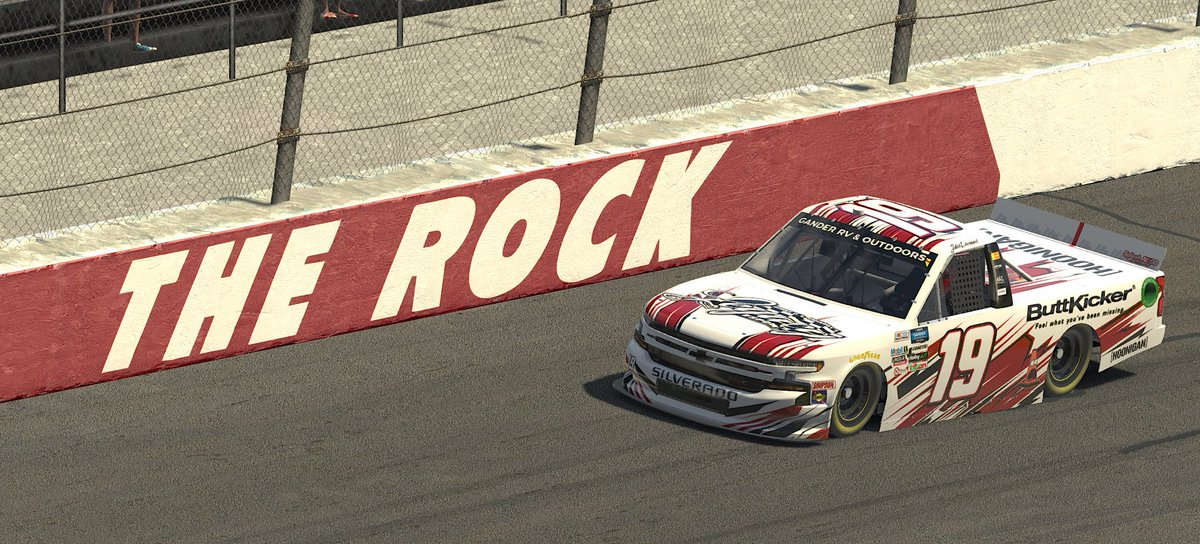 The @iRacing Road to Pro heads to @RockinghamSpdwy for Round 2! Live stream will be up after qualifying. #Legacygang #therock #iracing #rtp #Buttkicker #Abruzzi