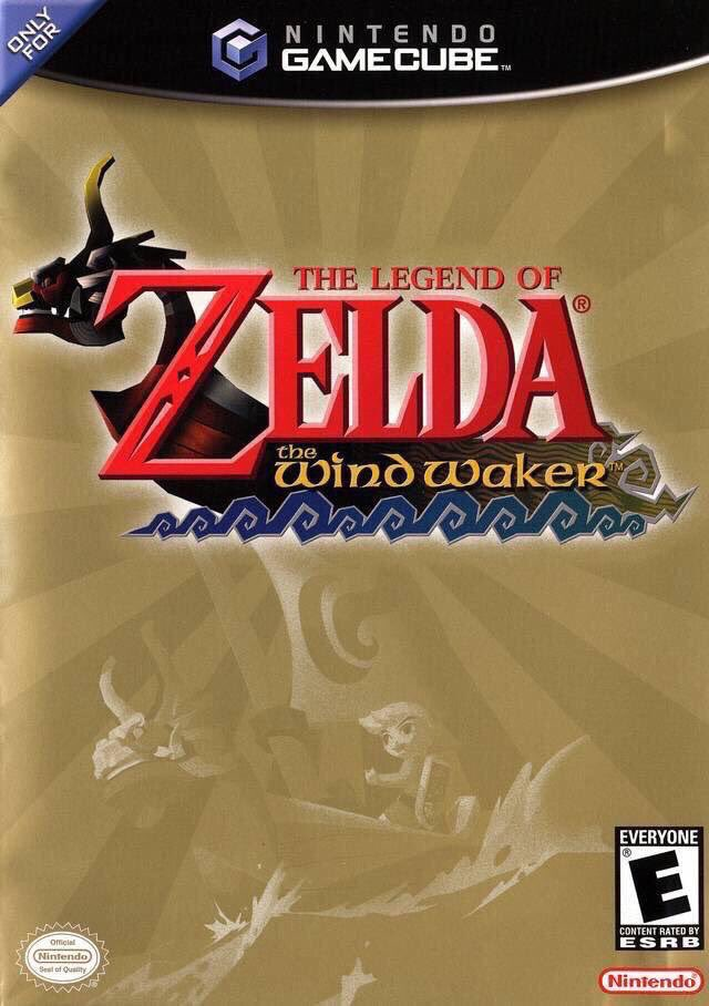The Legend of Zelda: The Wind Waker for Gamecube was released on this day in North America, 17 years ago (2003)