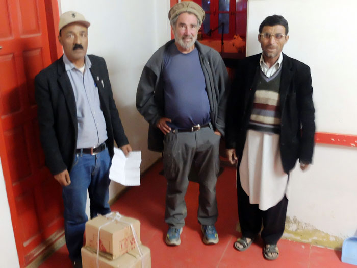 Karakoram Medical and Educational Support for Askole Village Hospital and School more @ https://www.summitclimb.com/news/mef/karakoram-medical-support/ …  #KarakoramMedical #EducationSupport #AskoleVillage #SummitClimb
