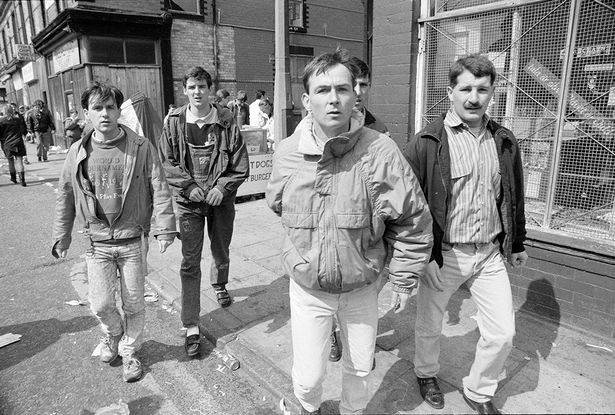Angies Liverpool Was On Twitter 1980s Football Fans But Liverpool Or Everton I Don T Know Pic By Tom Wood