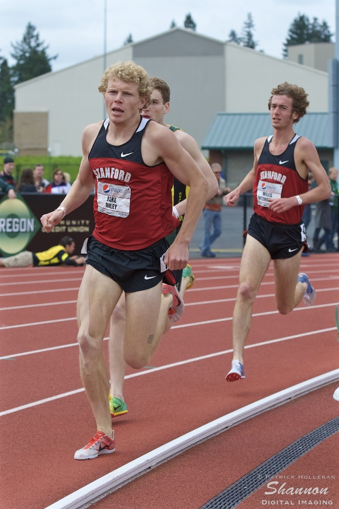 RetroPix  Jake Riley (@JakeBillRiley), runner-up in the 2020 Olympic Trials marathon, competing for Stanford in the 2011 Pepsi Team Invitational at Hayward Field, University of Oregon  @StanfordXCTF https://t.co/DH5EVD4ZQX