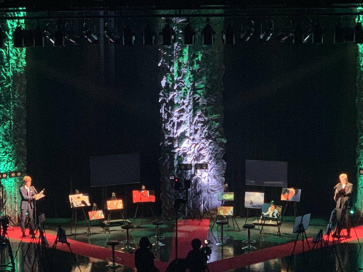 test ツイッターメディア - 昨夜の劇場版『機動戦士ガンダム〜閃光のハサウェイ』ファンイベントの写真をみんなにプレゼント♪収録前の控え室で池田秀一さんと♪逆シャアのクライマックスシーンを二人で再現♪ https://t.co/gNx2bBgfko