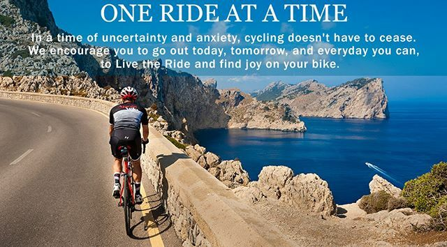 #onerideatatime #socialdistancing #safety #health #fitness #relaxation #timeout #cycle #ride #joy #livetheride #bike #mallorca #mallorcacycling https://ift.tt/3dpaAM5pic.twitter.com/OfNQkJVCES