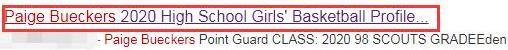 顏值高球技強!她與Kobe二女兒曾是隊友,如今被評為全美第一女高中生!-Haters-黑特籃球NBA新聞影音圖片分享社區