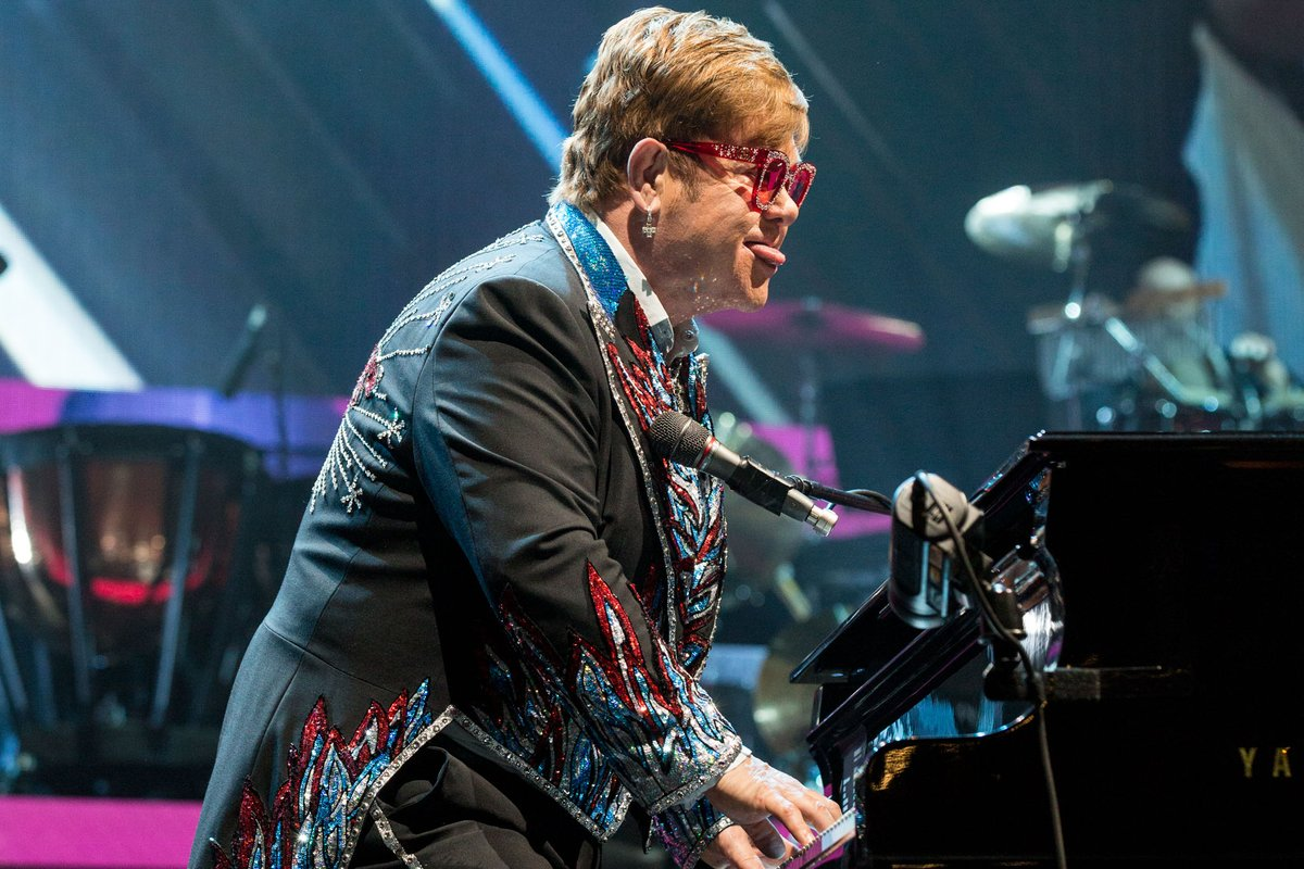 Happy Birthday to the one & only Sir @eltonofficial   Thanks so much for the amazing shows you put on at #RLA last December pic.twitter.com/lWf45sRIn9