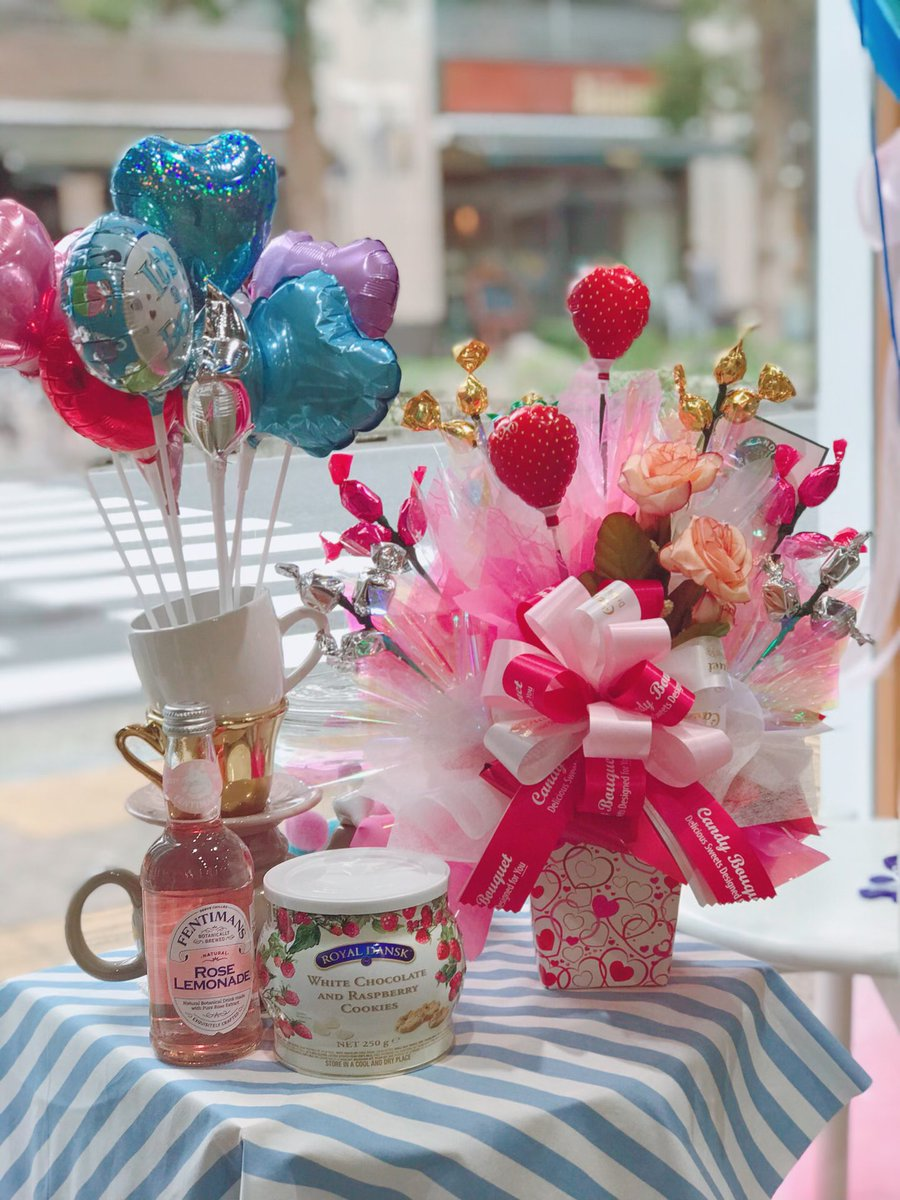 Spring is coming!  cbweb@candybouquet.co.jp 03-3292-0051  #candybouquet #キャンディー #ブーケ #プレゼント #卒業式 #贈り物 #入学式 #ギフト pic.twitter.com/lNqBYJI4o1