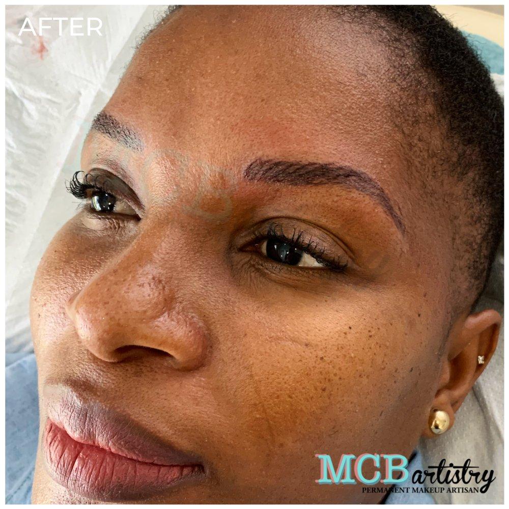 Happy Brows, Happy You , Happy Life.  #MCBartistry #microblading #eyebrows  #permanentmakeup #makeup #brows #eyebrowembroidery   #beautystudio #permanentmakeupartist #myworkpic.twitter.com/9iVoeKVql1