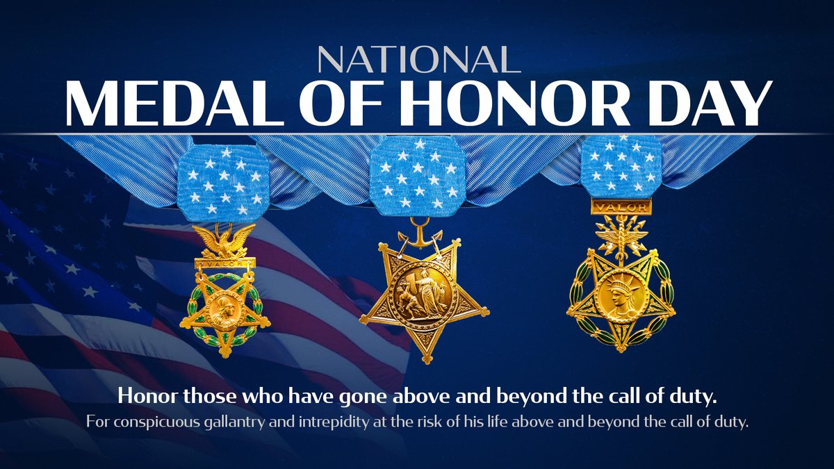 @DeptofDefense's photo on #MedalofHonorDay