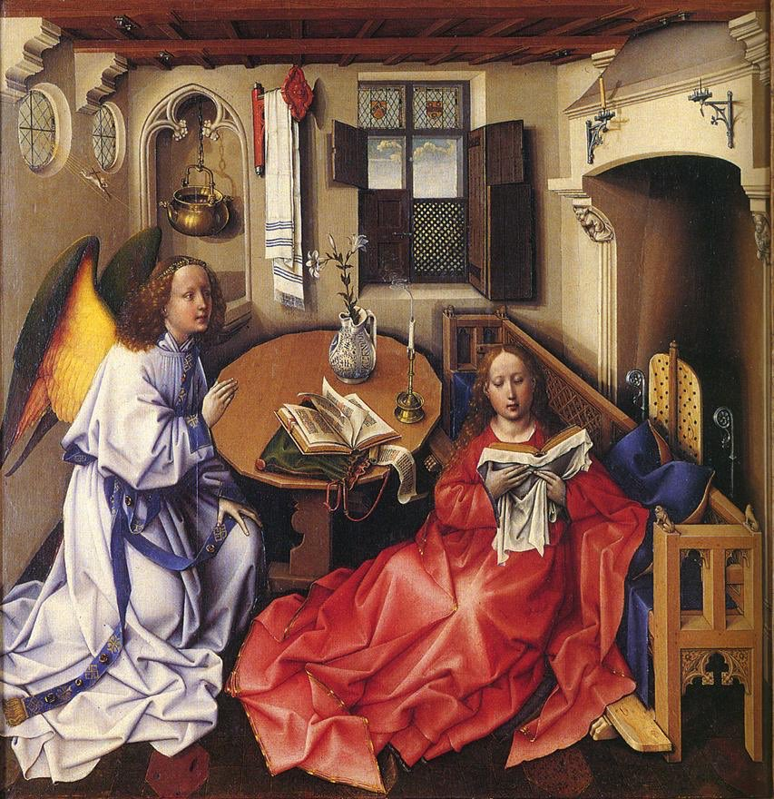 @RevRichardColes's photo on Feast of the Annunciation