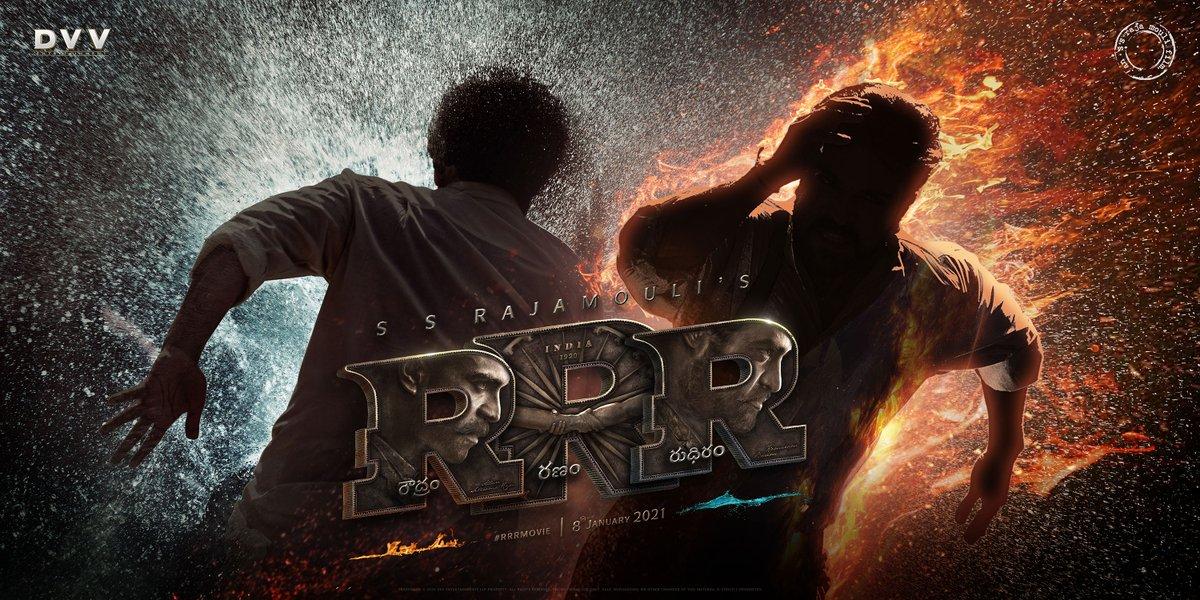@DVVMovies's photo on #RRRMotionPoster