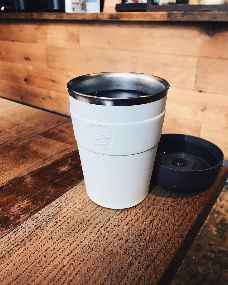 Routine is important and taking time to slow down, brew a coffee and have a moment to focus on that simple act is still part of our morning ritual. We're making use of our KeepCups too.  Tell us, what are you brewing, how are you brewing, are you doing ok? Just a 👋 and say hi!