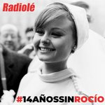 Image for the Tweet beginning: #14AñosSinRocíoHoy se cumplen 14 años