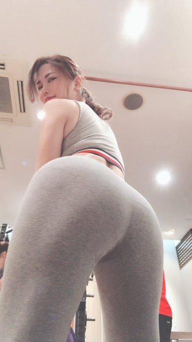 AV女優沖田杏梨のTwitter自撮りエロ画像33