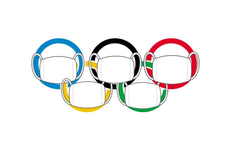 新しいオリンピックのロゴ