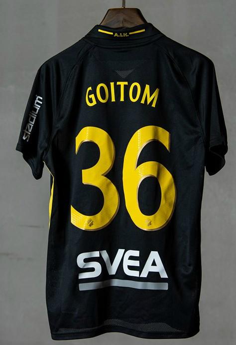 Football Kit News On Twitter The New Aik 2020 Home Shirt From Nike Kit Sweden Notar Allsvenskan Fotboll