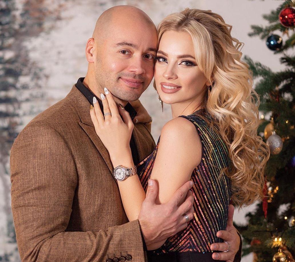 на ком женится андрей черкасов фото рекламе использован оригинальный