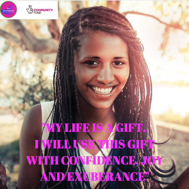 """MY LIFE IS A GIFT.  I WILL USE THIS GIFT WITH CONFIDENCE, JOY AND EXUBERANCE"". Happy Wednesday everyone!....What are you grateful for this morning ? Share with us in the comments below  #positiveminds #positivity #affirmation #womenmeanbusiness #thegaianetwork #safe #stayathomepic.twitter.com/6m5jRvC4VG"