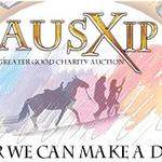 Image for the Tweet beginning: AUSXIP Greater Good Charity Auction