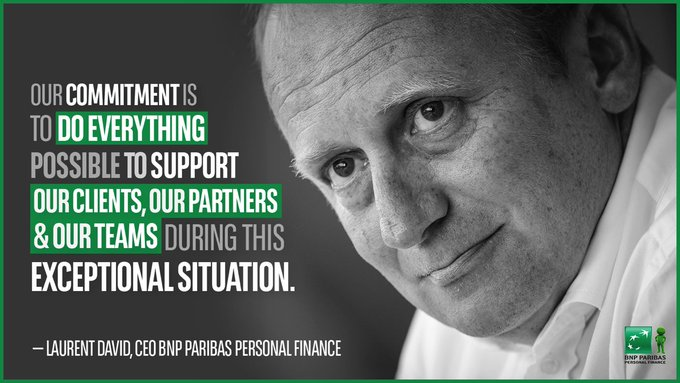 RT @BNPP_PF: We have been…