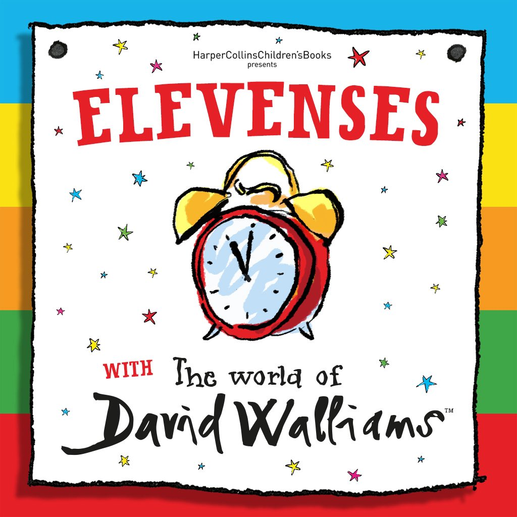 """David Walliams on Twitter: """"Today's audio story from 'The World's ..."""